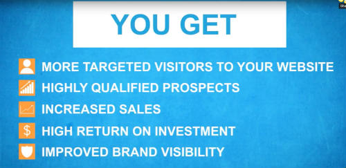 Image showing what SEO can do for business site